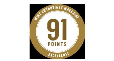 91 points - Zinfandelic Mendocino Zinfandel