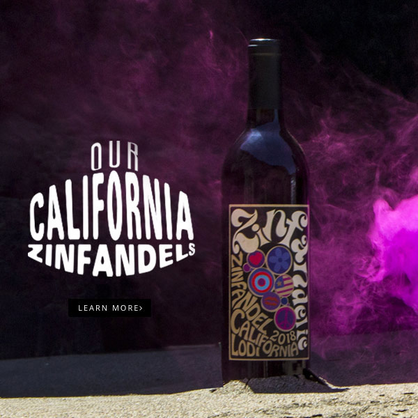 Zinfandel Wines - About Us
