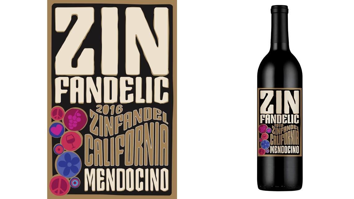 Introducing Zinfandelic Mendocino Zinfandel