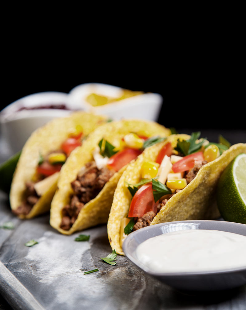 Lamb Tacosh Recipe - Zinfandel Wine Pairings