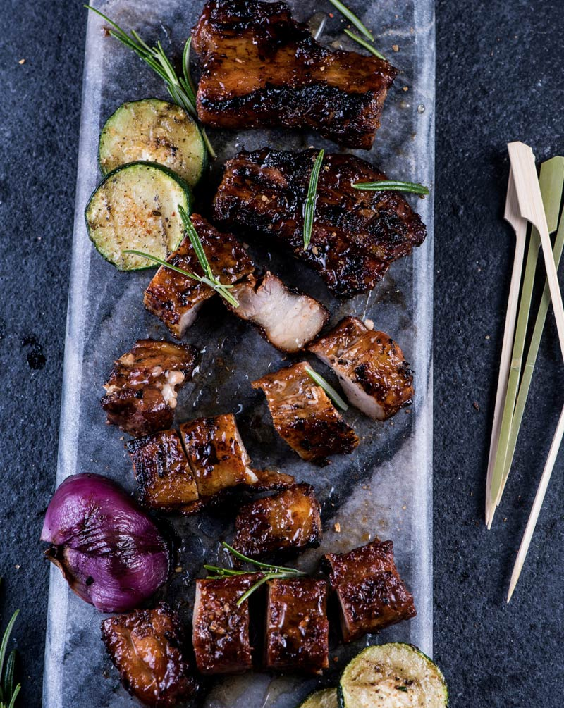 Barbecue Pork Recipe - Zinfandel Wine Pairings