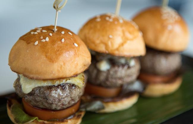 Hamburger Sliders Recipe