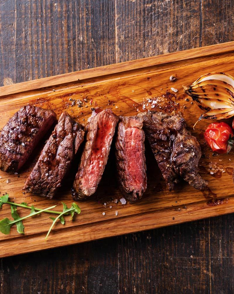 Grilled Steak Recipe - Zinfandel Wine Pairings