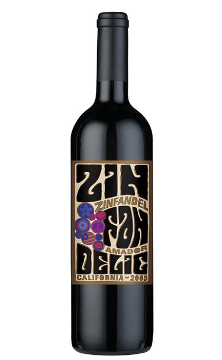 2005 Amador County Old Vine Zinfandel - Bottle