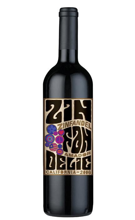 2006 Amador County Old Vine Zinfandel - Bottle