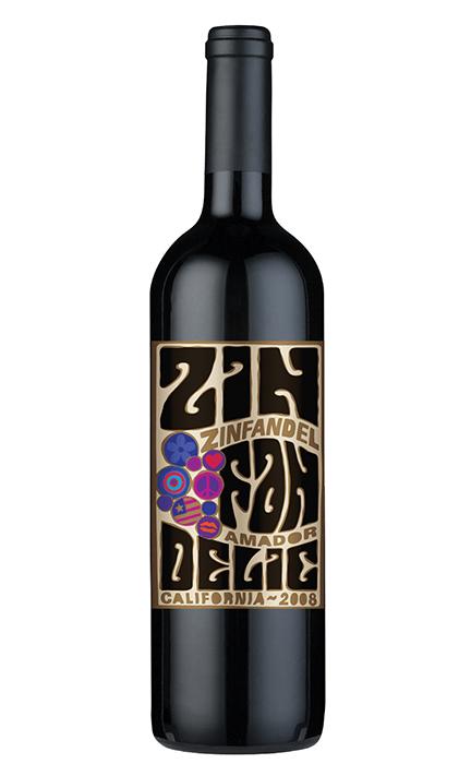 2008 Amador County Old Vine Zinfandel - Bottle