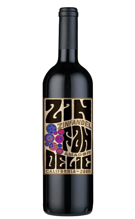 2009 Amador County Old Vine Zinfandel - Bottle