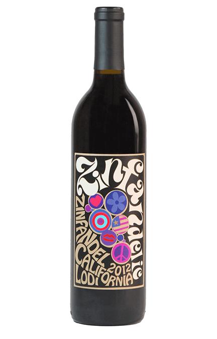 2012 Lodi Zinfandel - Bottle