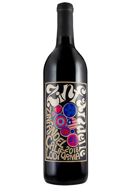 2018 Lodi Zinfandel - Bottle