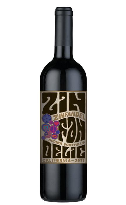 2011 Sierra Foothills Old Vine Zinfandel - Bottle