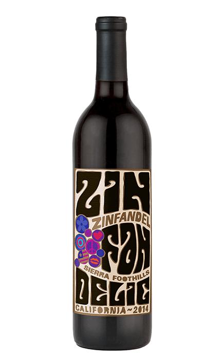 2014 Sierra Foothills Old Vine Zinfandel - Bottle