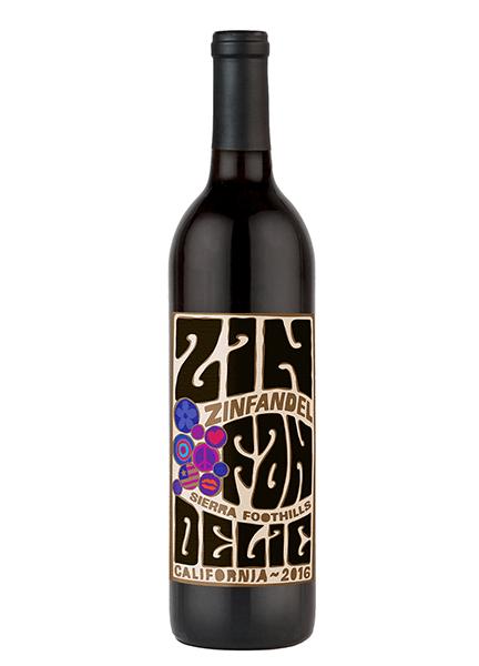 2016 Sierra Foothills Old Vine Zinfandel - Bottle