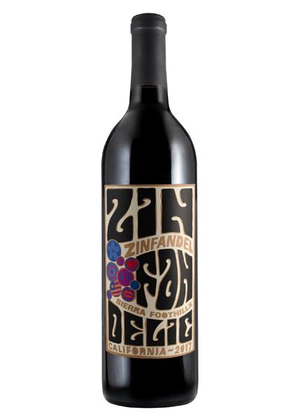 2017 Sierra Foothills Old Vine Zinfandel - Bottle