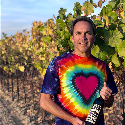 Zindandelic Winemaker Daniel LeFrancois