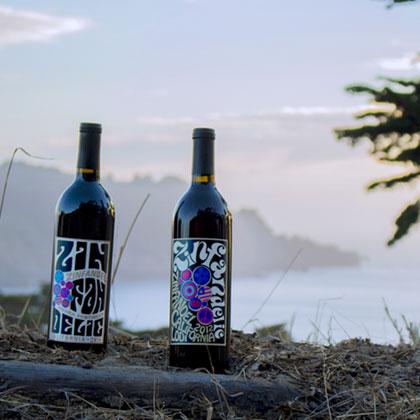 Zindandelic Sierra Foothills & Lodi Wines