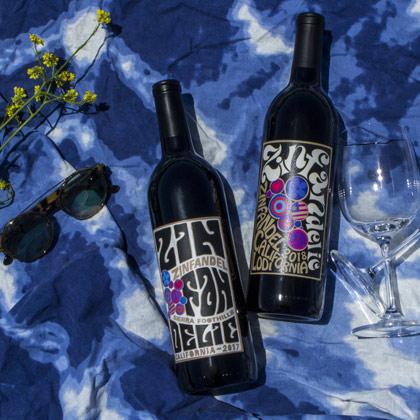 Zindandelic Sierra Foothills & Lodi Zinfandel Wines