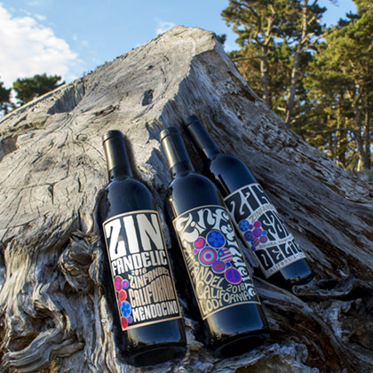 Zindandelic Wines family